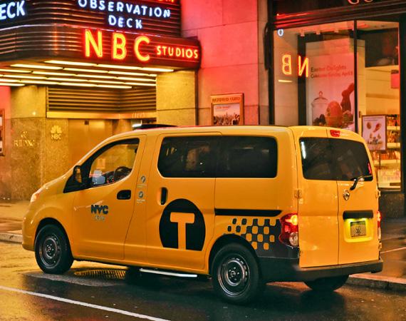 Nissan Cab Van