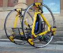 EDWARD - Electric Dicycle with Active Rotation